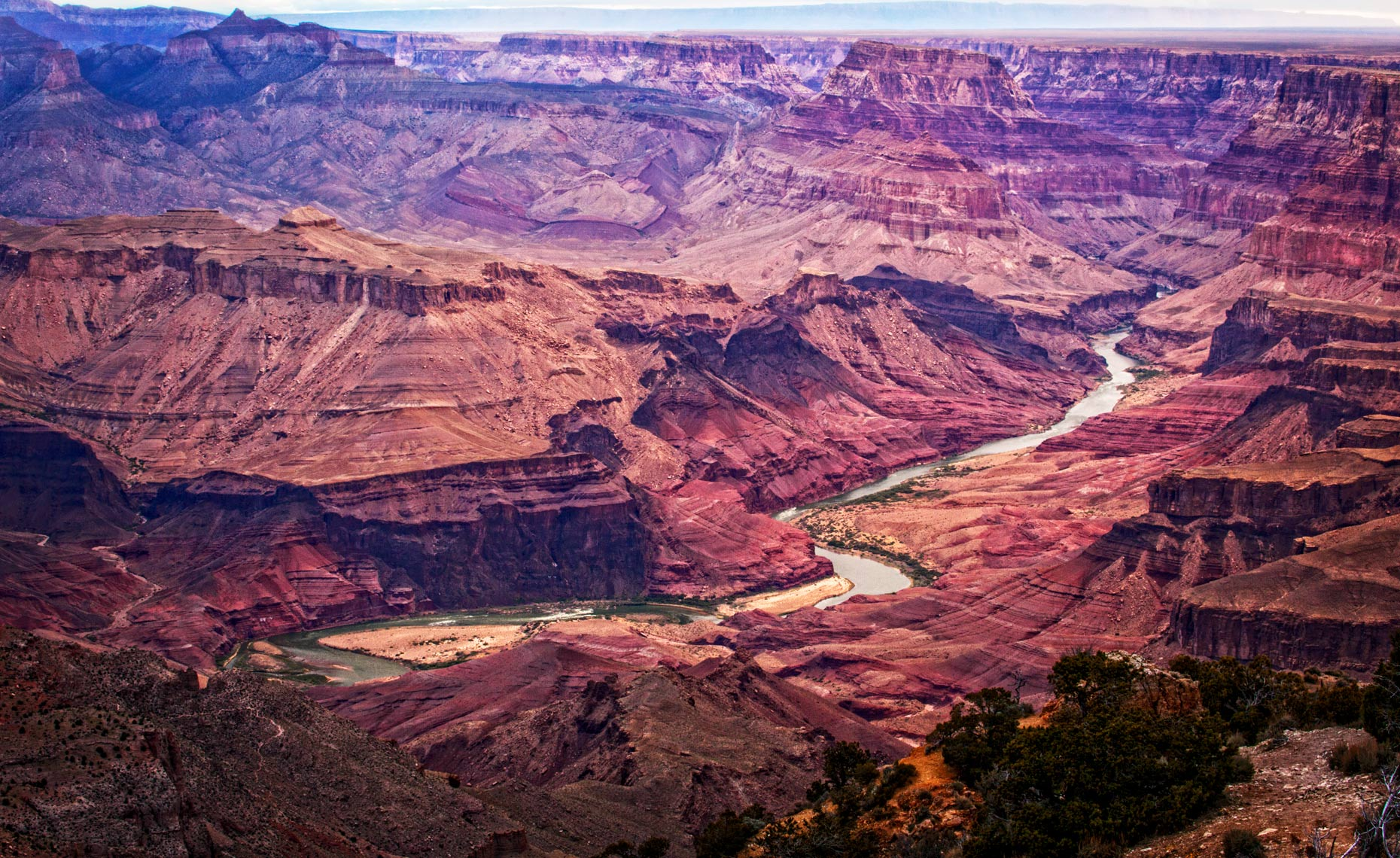 South-Rim- grand canyon