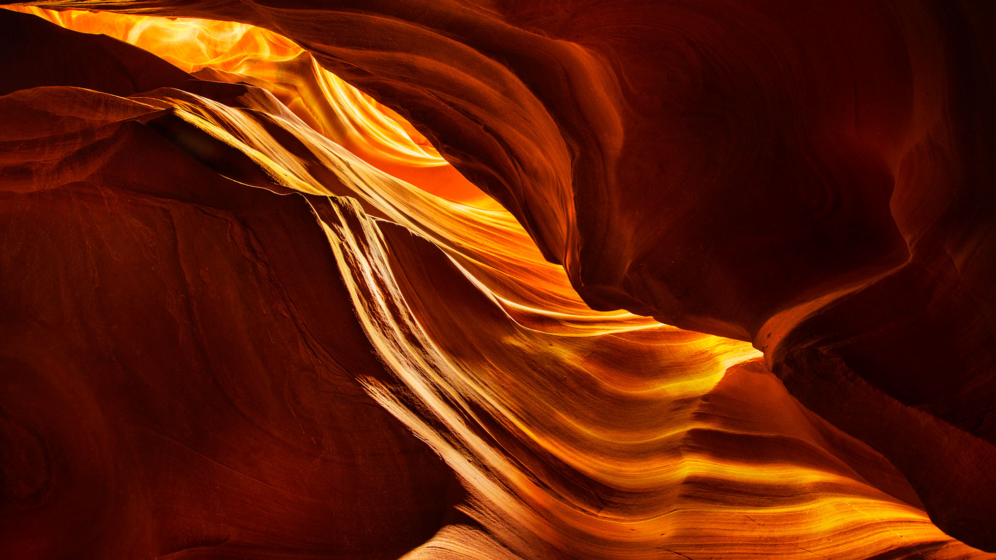 Upper Antelope Canyon detail